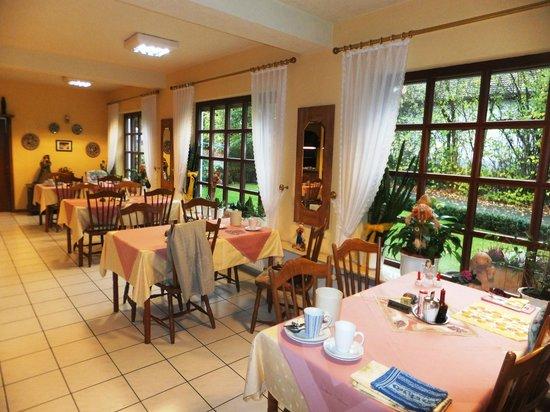 Hotel Weidenau: Dining room