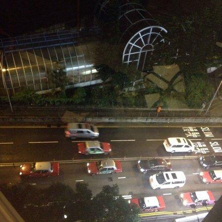 Garden View Hong Kong: View