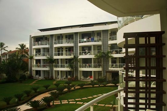 Millennium Resort & Spa: View from balconey