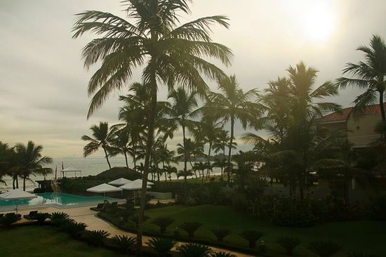 Millennium Resort & Spa: Early morning from the suite
