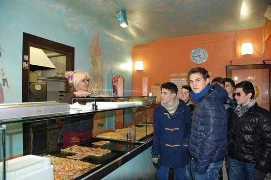Pizzeria Al Taglio Mealdough Gang Snc Di Vergnanini Pecora Bianca