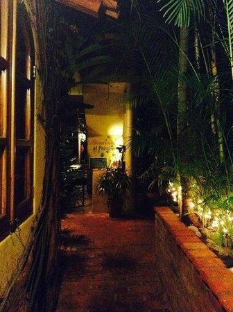Roberto's Bungalows : Bienvenido al paraíso!