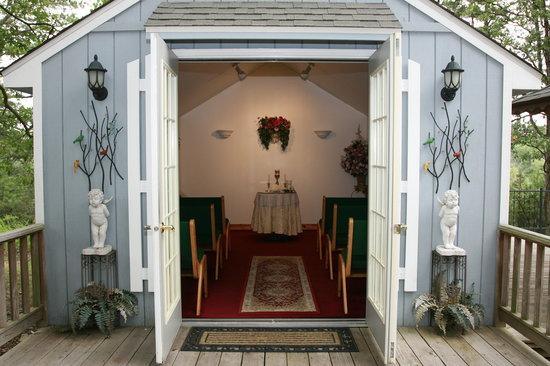 Hidden Acres: Chapel Interior