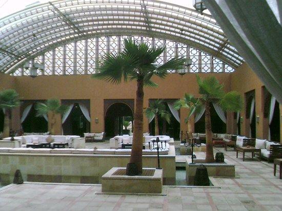 Sofitel Agadir Royal Bay Resort: Reception