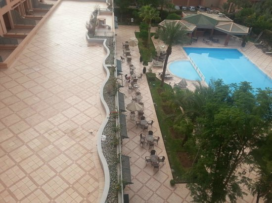 Ryad Mogador Menara: la piscine