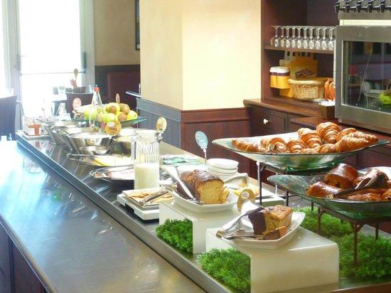Ibis Carcassonne Est la Cite: Petit déjeuner