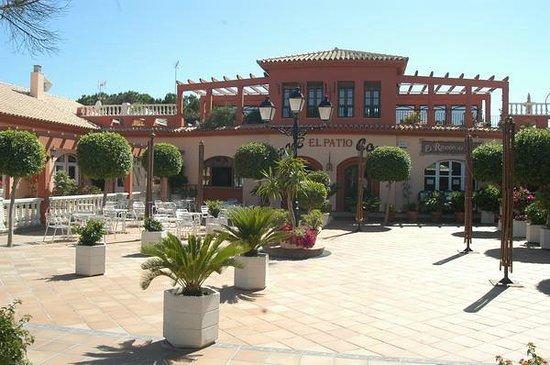 hostal el jardin chiclana de la frontera spanien