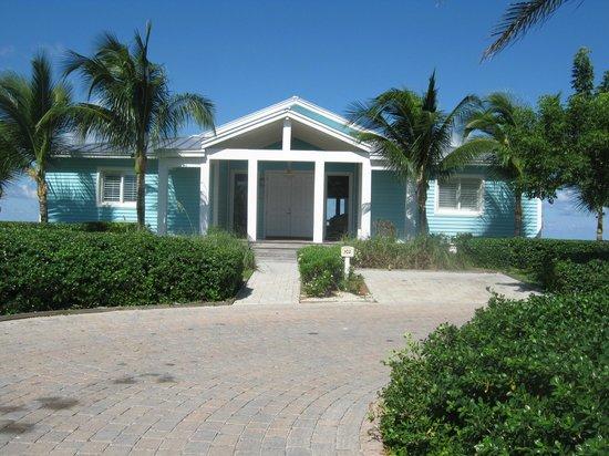 Resorts World Bimini: Beautiful beach house