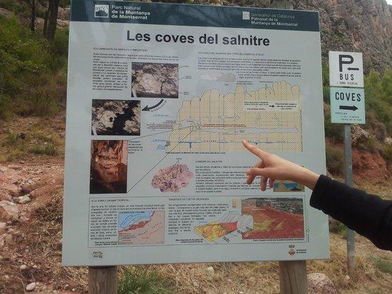 Las Cuevas del Salitre (Coves del Salnitre)