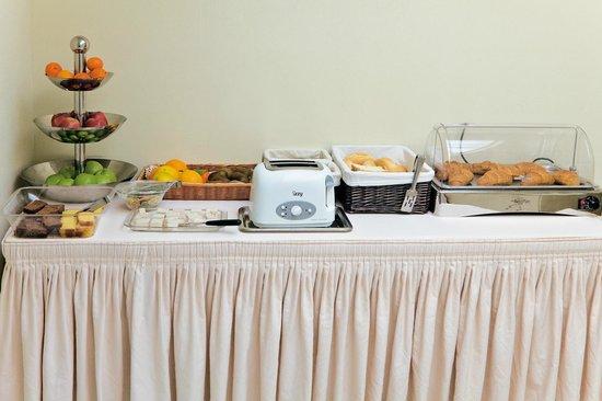 Hotel Hermes : Breakfast