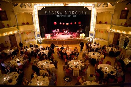 City Opera House is perfect for your event!