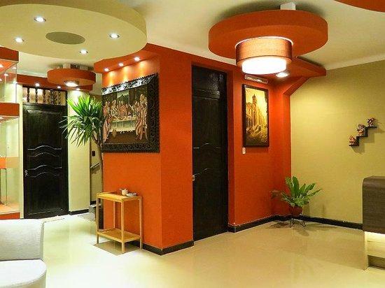 Imagen Plaza Cusco Hotel: Recpecion