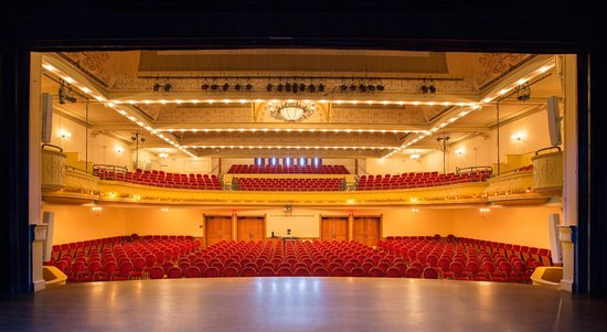 City Opera House is a beautiful, intimate venue to see a  show. Photo: Alan Newton