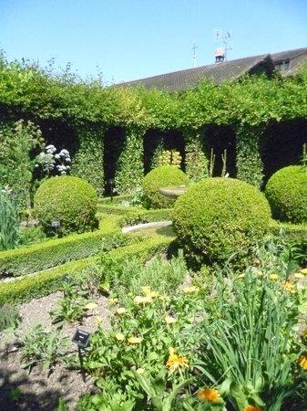 Laberinto del jardín - Picture of Jardin des Cinq Sens, Yvoire ...