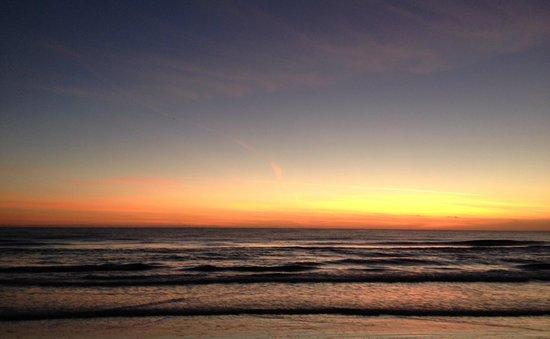 lti Mahdia Beach Hotel: sonnenaufgang