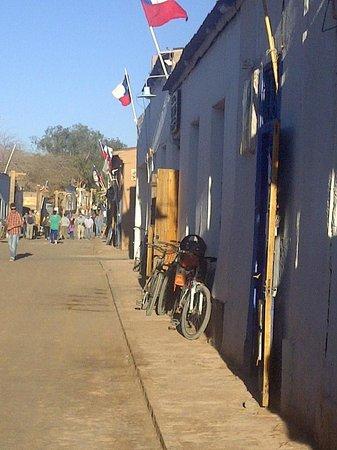 Explora Atacama - All Inclusive: San Pedro, calle Caracoles