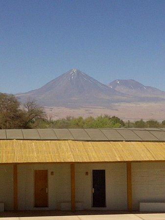 Explora Atacama - All Inclusive: Vista Volcan