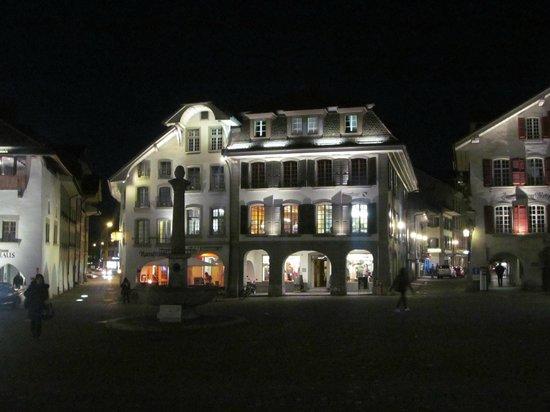 SoulKitchen b&b: Thun by night