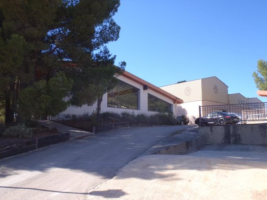 Valencian Cellar Tours: Bodegas Vegalfaro winery (Requena)