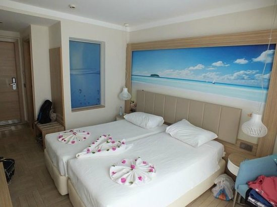 Blue Bay Platinum Hotel: pokój 1202