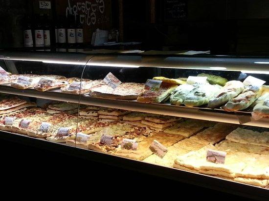 Pizzeria & focacceria La Cambusa: Heaven :)