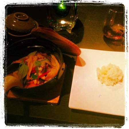 Little Asia: Chicken red curry