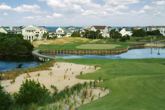 Bald Head Island Club: 19 Hole George Cobb Course Recently Renovated