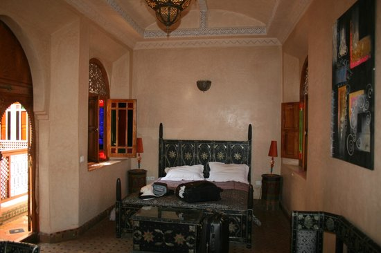 Riad Jnane Agdal: Our Room