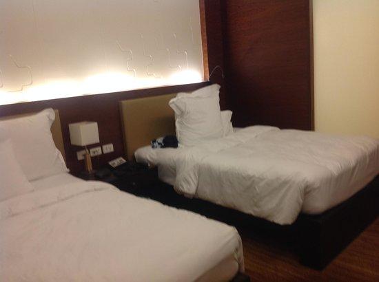 AETAS lumpini: camas confortables