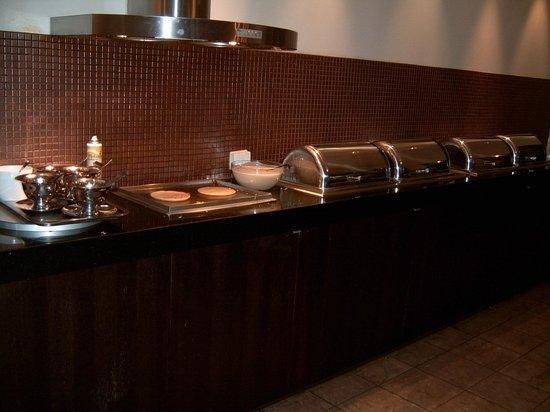 Clarion Collection Hotel Havnekontoret : Qué buenas tortitas!!