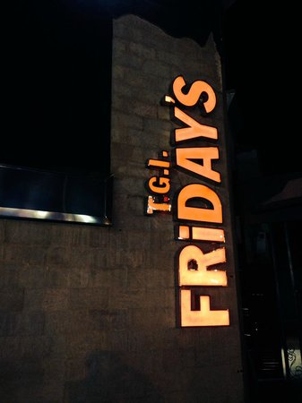 TGI Friday's : This is the TRUE Picture of TGI Nama Bay