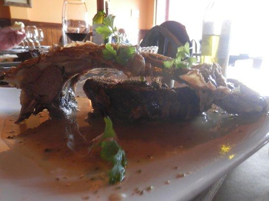 Parrilla Don Jorge: House Special - Lamb