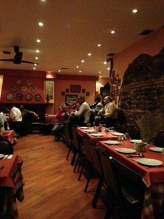 Galata Restaurant & Bar: view
