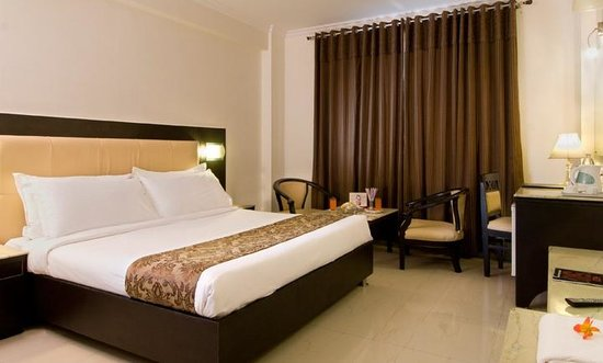 Hotel Pushp Villa: room