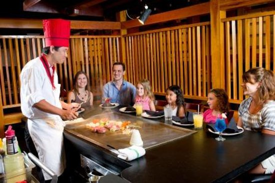 Kurama japanese seafood and steakhouse hilton head menu for Fish restaurant hilton head