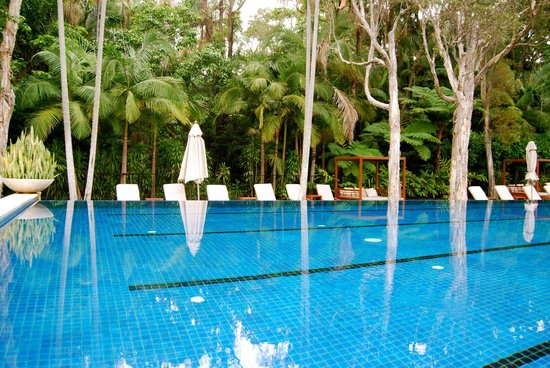 The Byron at Byron Resort & Spa: Poolside