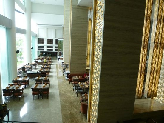 โรงแรมซานติก้า พรีเมียร์ จาการ์ตา: Restaurant 1