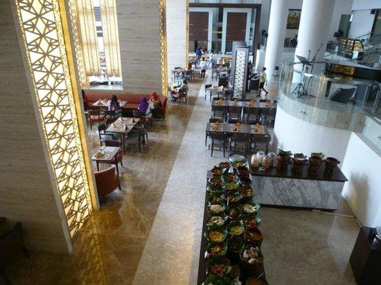 Hotel Santika Premiere Slipi: Restaurant 2