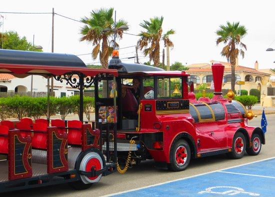 Insotel Punta Prima Resort & Spa : The train