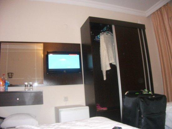 Lagoon Hotel: Room #1