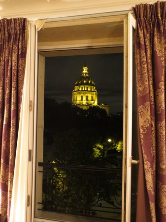 Hotel de l'Empereur : View from Roon 402