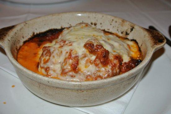 Casa da Foz : tolle Lasagne !!!