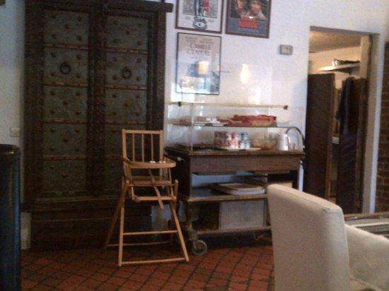 Hotel Hermes Bourgogne Dijon : salle pdj