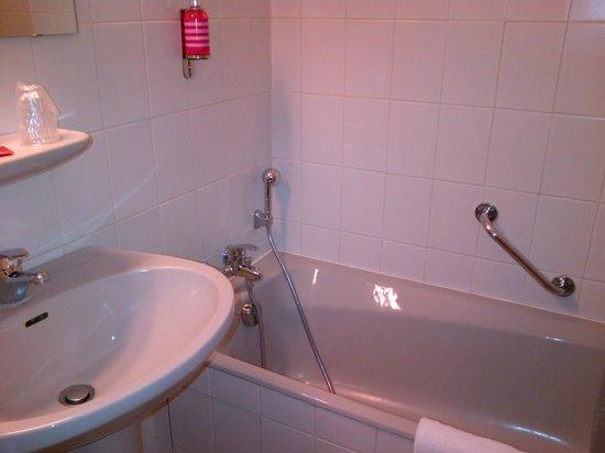 Hotel Hermes Bourgogne Dijon : avec baignoire+++