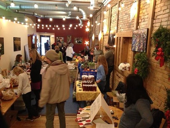 Montana Coffee Traders: Indoor Farmers' Market Novemeber 12 2013