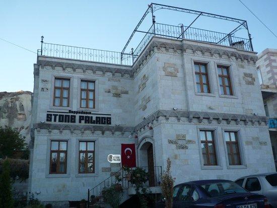 Cappadocia Stone Palace: Hotel