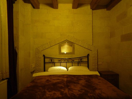 Cappadocia Stone Palace: My wonderful room