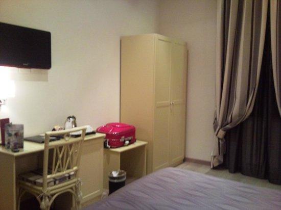 Bologna Hotel Pisa : la mia camera