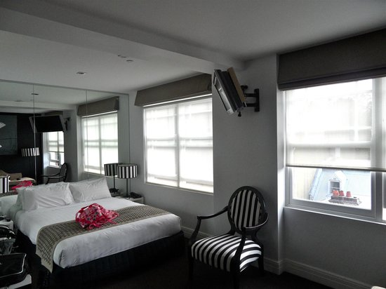 Quest Potts Point : EXECUTIVE TWIN SUITE