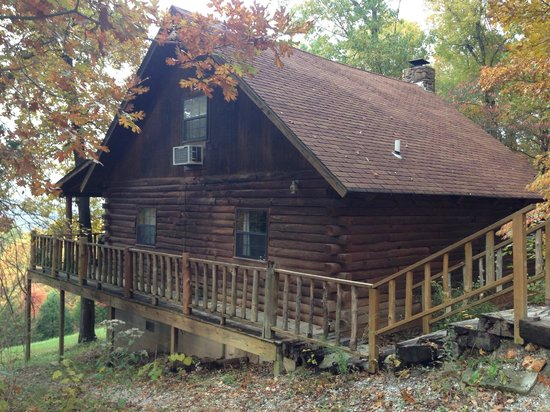 Best Cabins In The Ozarks - Review of Ozark Bluff Dwellers ...